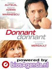 Donnant, donnant poster, copyright in handen van productiestudio en/of distributeur
