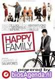 Happy Family poster, copyright in handen van productiestudio en/of distributeur