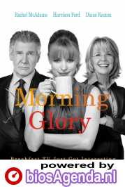 Morning Glory poster, © 2010 Universal Pictures International
