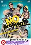 No Problem poster, copyright in handen van productiestudio en/of distributeur