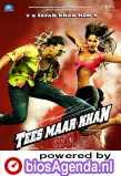 Tees Maar Khan poster, copyright in handen van productiestudio en/of distributeur