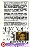 Memories Within Miss Aggie poster, copyright in handen van productiestudio en/of distributeur