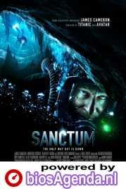 Sanctum poster, © 2010 Paradiso