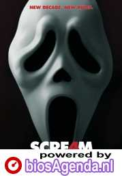 Scream 4 poster, © 2011 E1 Entertainment Benelux