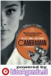 Cameraman: The Life and Work of Jack Cardiff poster, copyright in handen van productiestudio en/of distributeur
