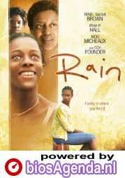 Rain poster, copyright in handen van productiestudio en/of distributeur