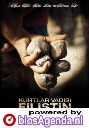 Kurtlar Vadisi Filistin poster, copyright in handen van productiestudio en/of distributeur