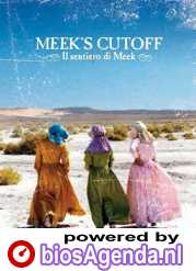 Meek's Cutoff poster, copyright in handen van productiestudio en/of distributeur