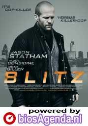 Blitz poster, © 2011 E1 Entertainment Benelux