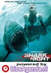 Shark Night 3D poster, © 2011 E1 Entertainment Benelux