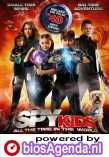 Spy Kids: All the Time in the World in 4D poster, © 2011 E1 Entertainment Benelux