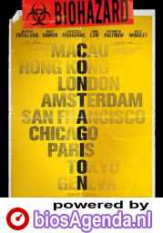 Contagion poster, © 2011 Warner Bros.