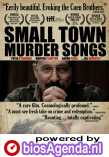 Small Town Murder Songs poster, © 2010 Filmfreak Distributie