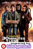 30 Minutes or Less poster, © 2011 Sony Pictures Classics