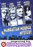 Manhattan Murder Mystery poster, copyright in handen van productiestudio en/of distributeur