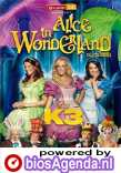 K3 - Alice in Wonderland 3D poster, copyright in handen van productiestudio en/of distributeur
