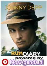 The Rum Diary poster, © 2011 E1 Entertainment Benelux