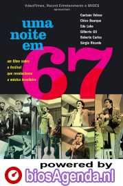 Uma Noite em 67 poster, copyright in handen van productiestudio en/of distributeur