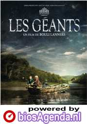 Les géants poster, copyright in handen van productiestudio en/of distributeur