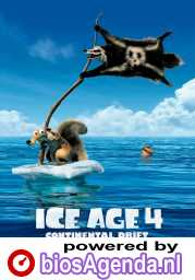 Ice Age: Continental Drift poster, copyright in handen van productiestudio en/of distributeur