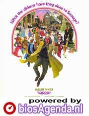 Scrooge poster, copyright in handen van productiestudio en/of distributeur