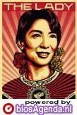 The Lady poster, © 2011 Cinéart