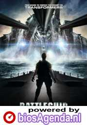 Battleship poster, copyright in handen van productiestudio en/of distributeur