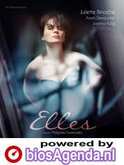 Elles poster, copyright in handen van productiestudio en/of distributeur