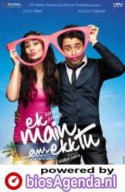 Ek Main Aur Ekk Tu poster, copyright in handen van productiestudio en/of distributeur