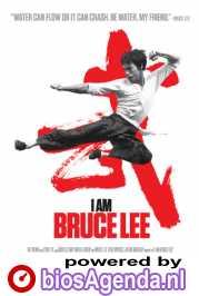 I Am Bruce Lee poster, copyright in handen van productiestudio en/of distributeur