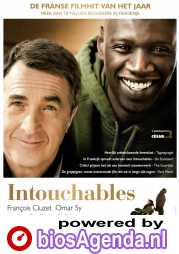 Intouchables poster, copyright in handen van productiestudio en/of distributeur