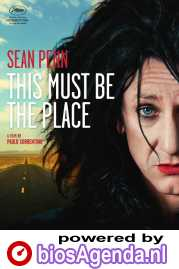 This Must Be the Place poster, © 2011 Cinéart