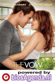 The Vow poster, copyright in handen van productiestudio en/of distributeur