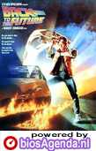 Poster 'Back to the Future' © 1999 Universal Pictures Video