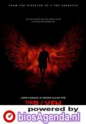 The Raven poster, © 2012 Universal Pictures International