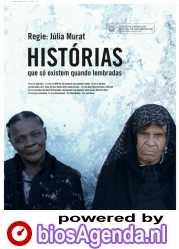 Historias que so existem quando lembradas poster, © 2011 Eye Film Instituut