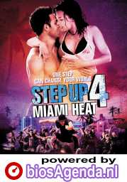 Step Up Revolution poster, copyright in handen van productiestudio en/of distributeur
