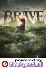 Brave poster, © 2012 Walt Disney Pictures