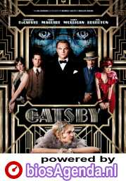 The Great Gatsby poster, copyright in handen van productiestudio en/of distributeur