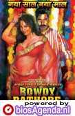 Rowdy Rathore poster, copyright in handen van productiestudio en/of distributeur