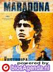Maradona by Kusturica poster, copyright in handen van productiestudio en/of distributeur