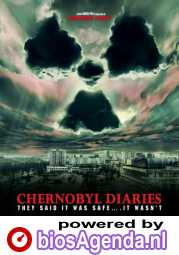 Chernobyl Diaries poster, copyright in handen van productiestudio en/of distributeur