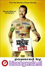 The Greatest Movie Ever Sold poster, copyright in handen van productiestudio en/of distributeur