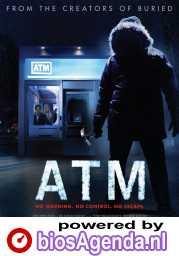 ATM poster, © 2012 Dutch FilmWorks