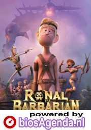 Ronal Barbaren poster, © 2011 Amstelfilm