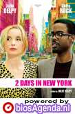 2 Days in New York poster, © 2011 Paradiso