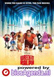 Wreck-It Ralph poster, © 2012 Walt Disney Pictures