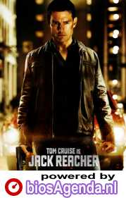 Jack Reacher poster, © 2013 Universal Pictures International