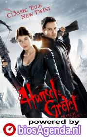 Hansel and Gretel: Witch Hunters poster, © 2012 Universal Pictures International