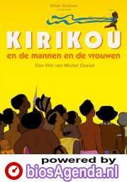 Kirikou et les hommes et les femmes poster, © 2012 Cinéart